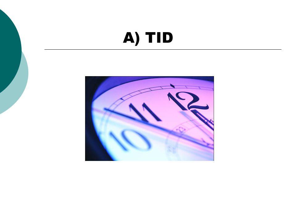 A) TID