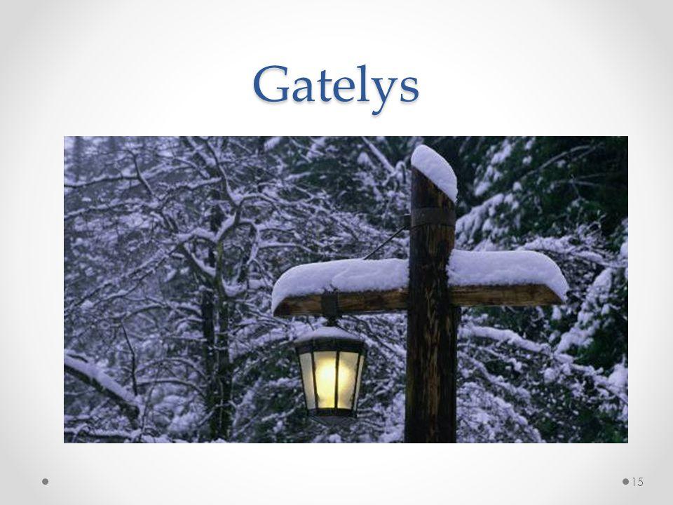 Gatelys 15