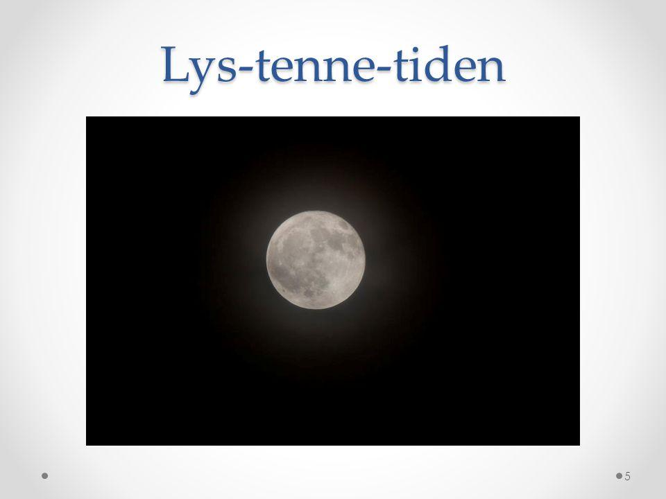 Lys-tenne-tiden 5