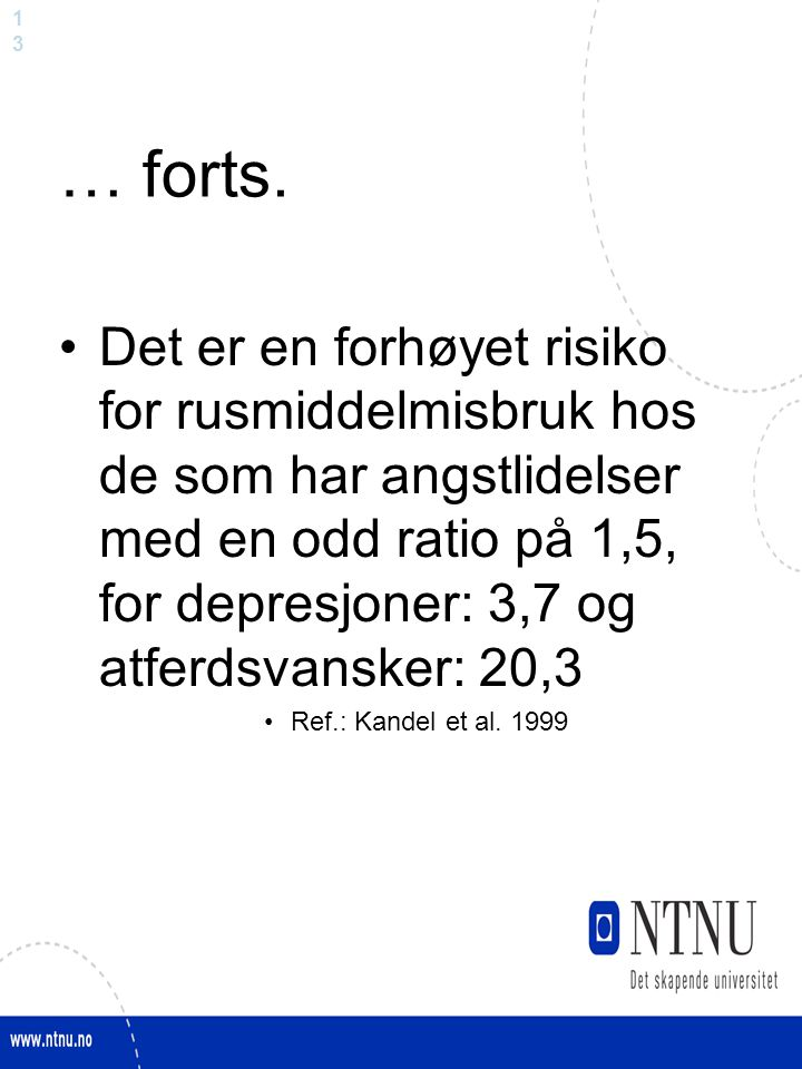 1313 … forts.
