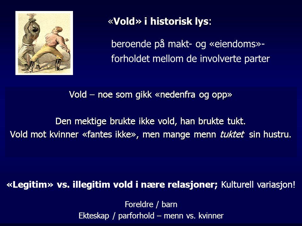 Likende resultater fra norsk forskning Rossow et al (2009) Aldri Noen få ggr Noen ggr i året Noen ggr i mnd Noen ggr i uka