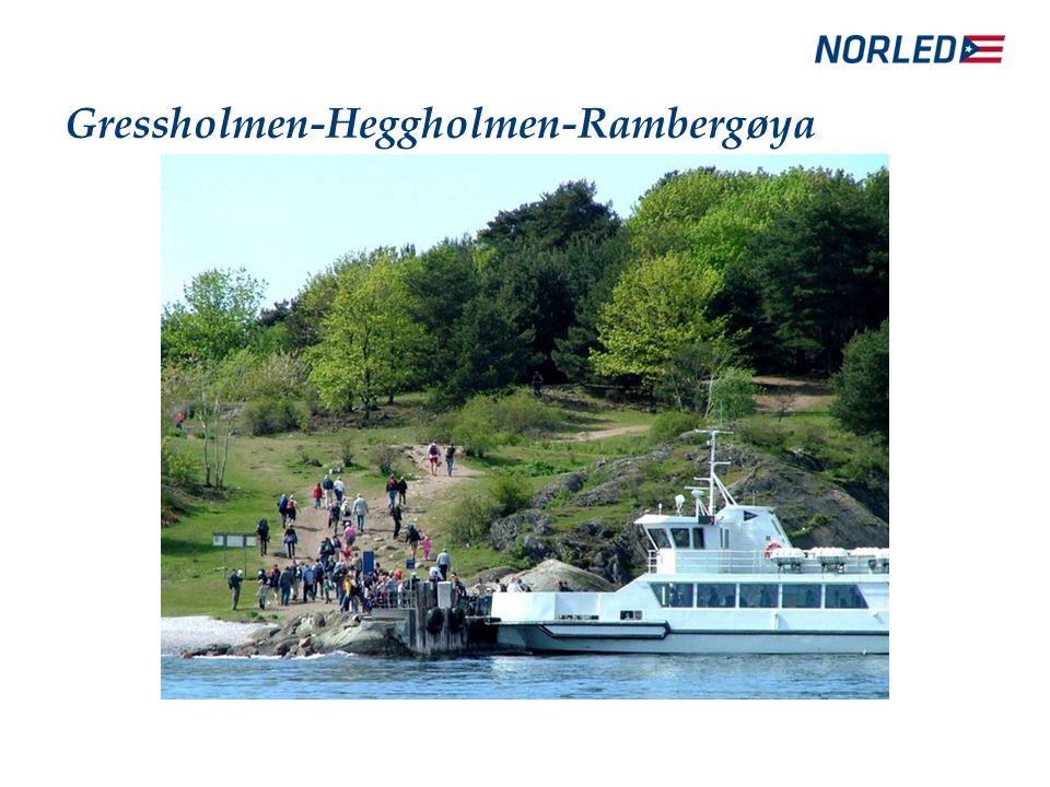 Gressholmen-Heggholmen-Rambergøya