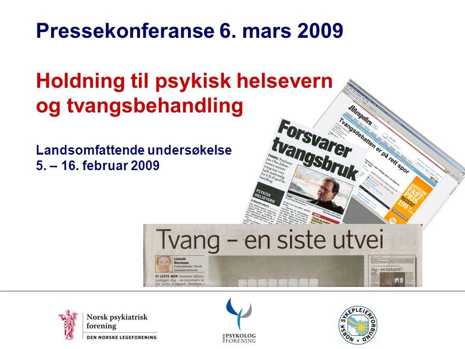 Pressekonferanse 6.