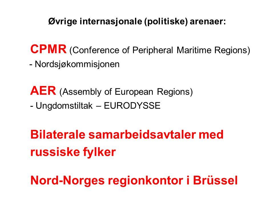 Interreg EU-program for regional utvikling gjennom samarbeid over landegrenser