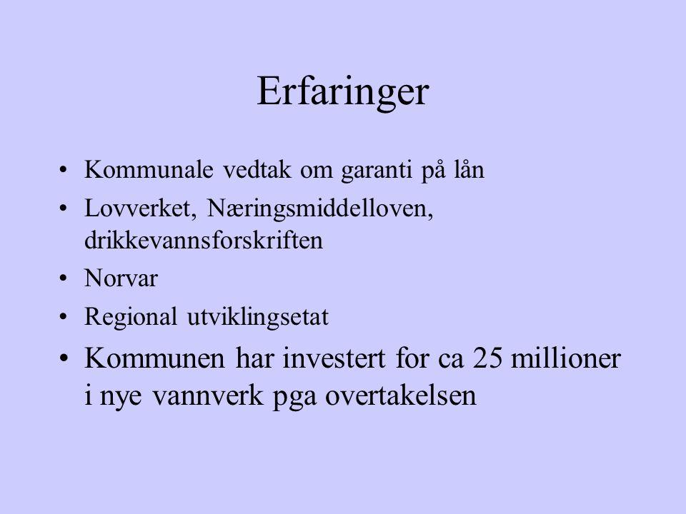 Hva Er Konsekvensen for Lenvik Kommune .