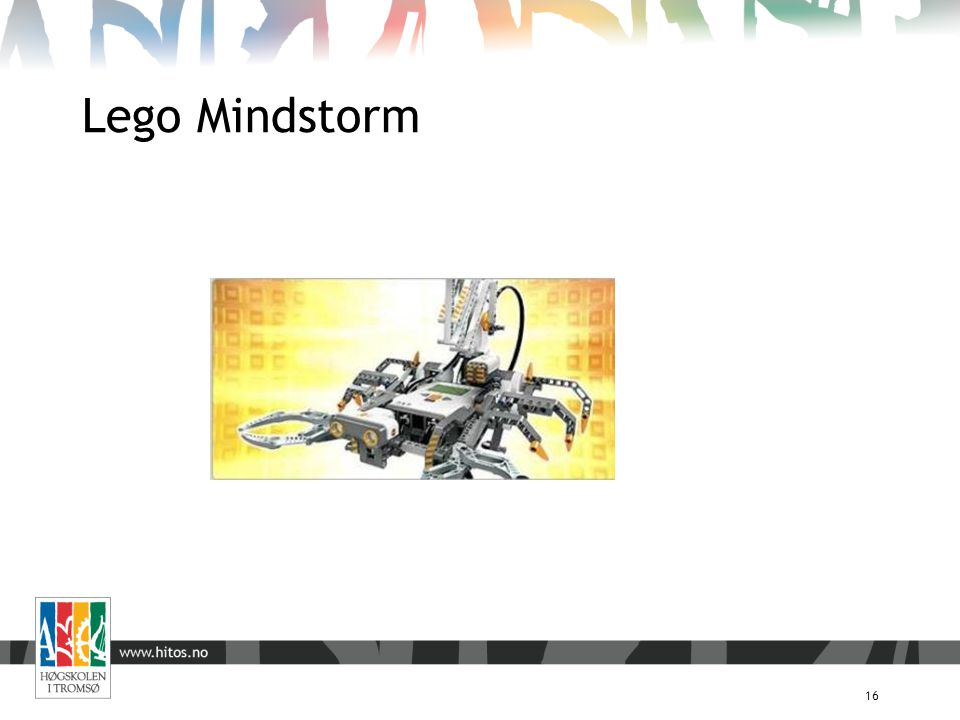 Lego Mindstorm 16