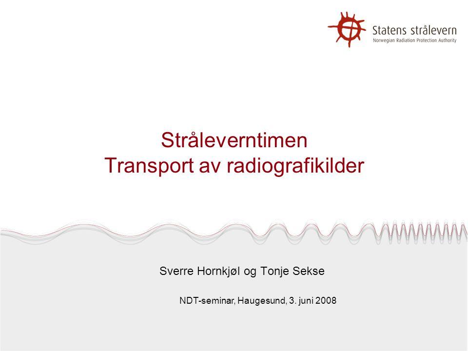 www.nrpa.no 24 Safeguardskontoret Adresse:Statens strålevern Safeguardskontoret Postboks 55 1332 Østerås Telefon: 67 16 25 00 Telefax 67 14 74 07 E-ma