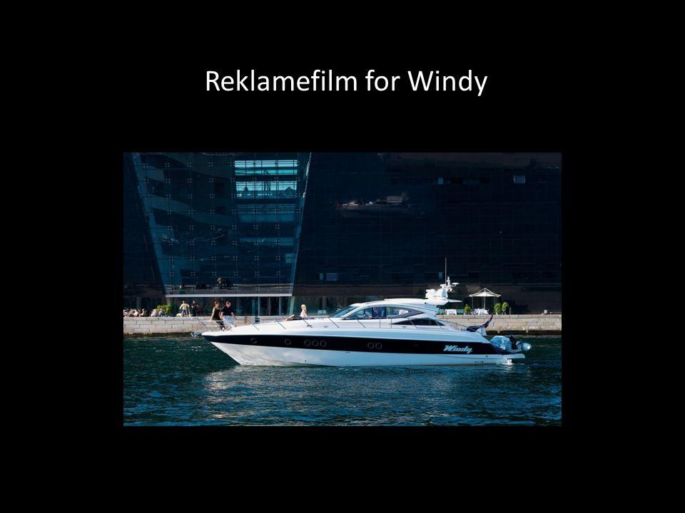 Reklamefilm for Windy