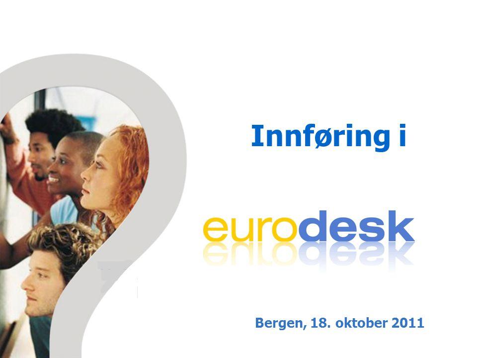 Innføring i Bergen, 18 oktober 2011