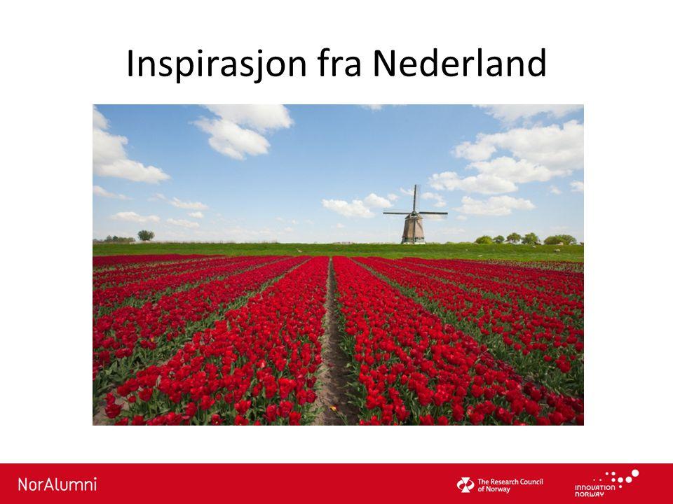Inspirasjon fra Nederland