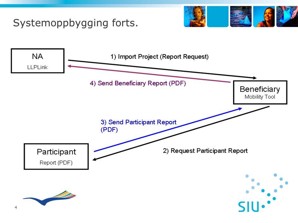 4 Systemoppbygging forts.