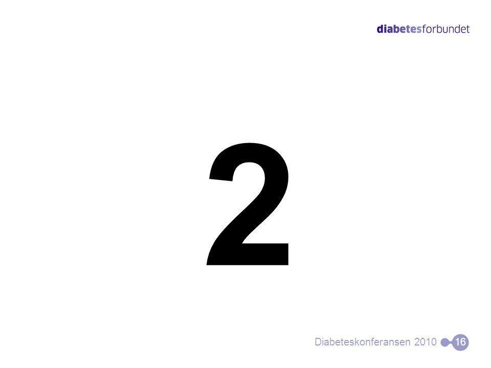 2 Diabeteskonferansen 201016