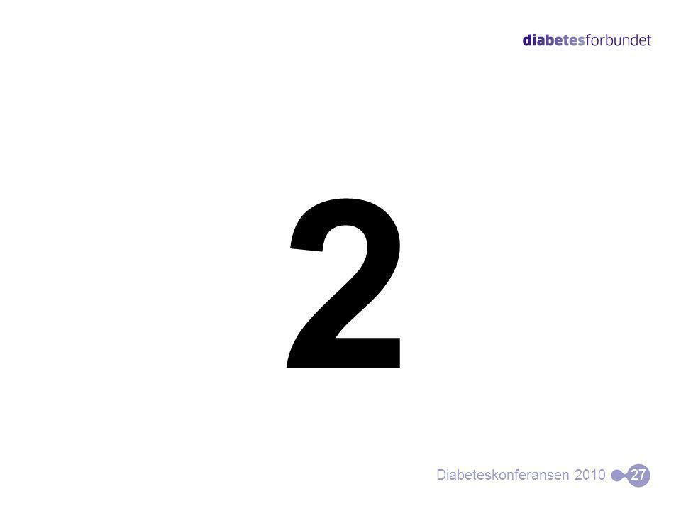 2 Diabeteskonferansen 201027