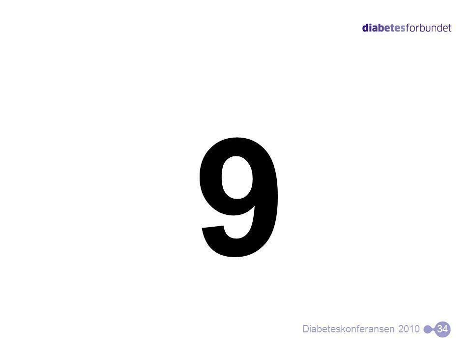 9 Diabeteskonferansen 201034