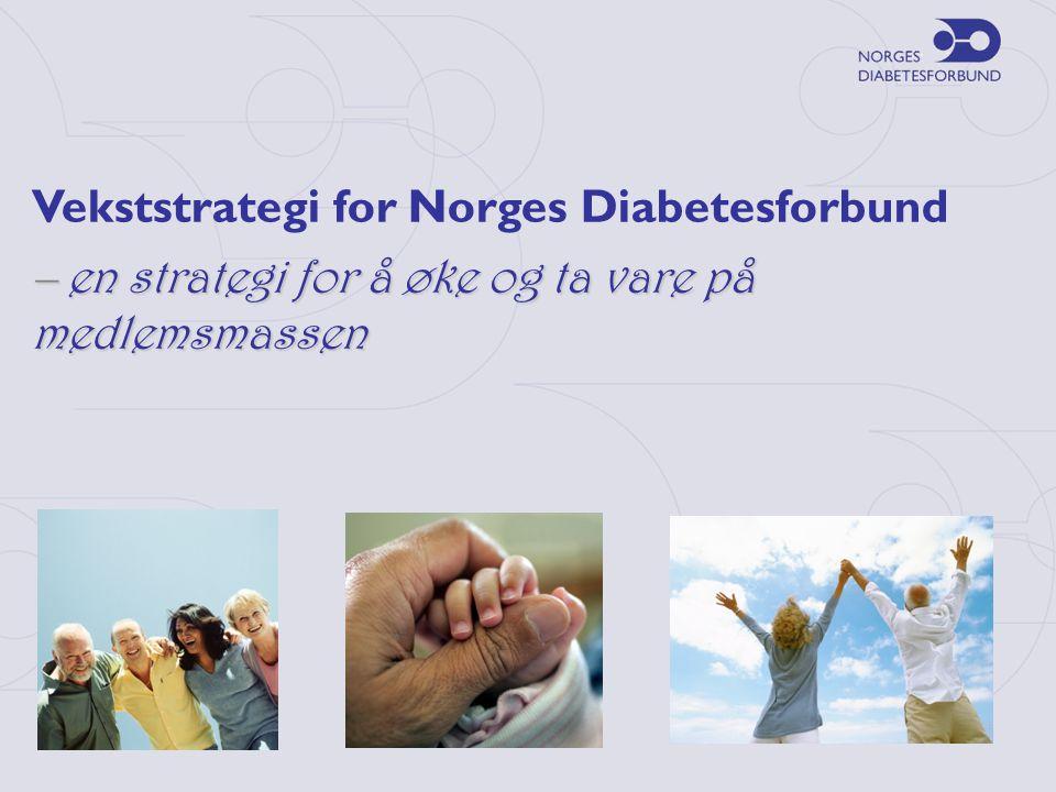 I 2003 og 2004 sto medlemstallet til Norges Diabetesforbund stille og tendensen så ut til å fortsette utover i 2005.