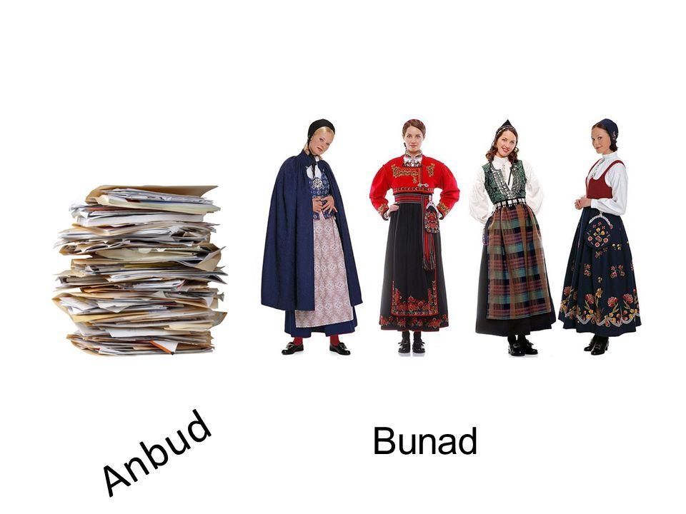 Bunad Anbud