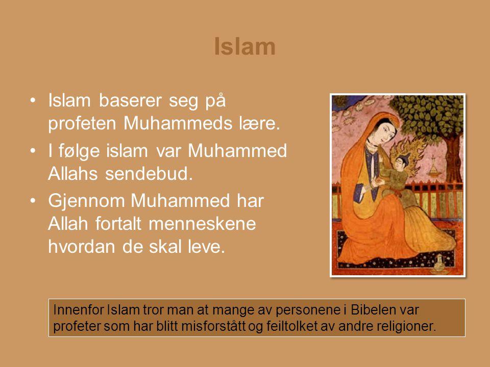 Er muslimenes hellige bok.Guds ord slik de ble åpenbart til Muhammed.