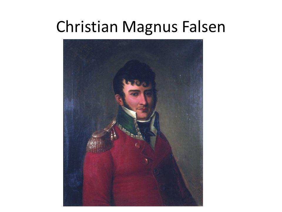 Christian Magnus Falsen