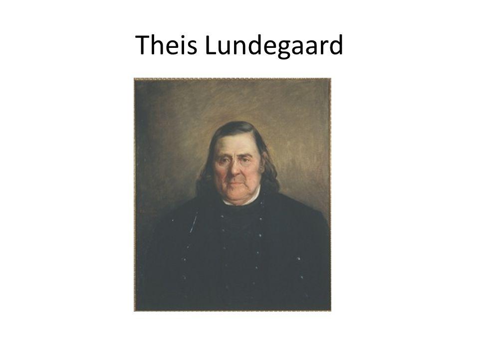 Theis Lundegaard