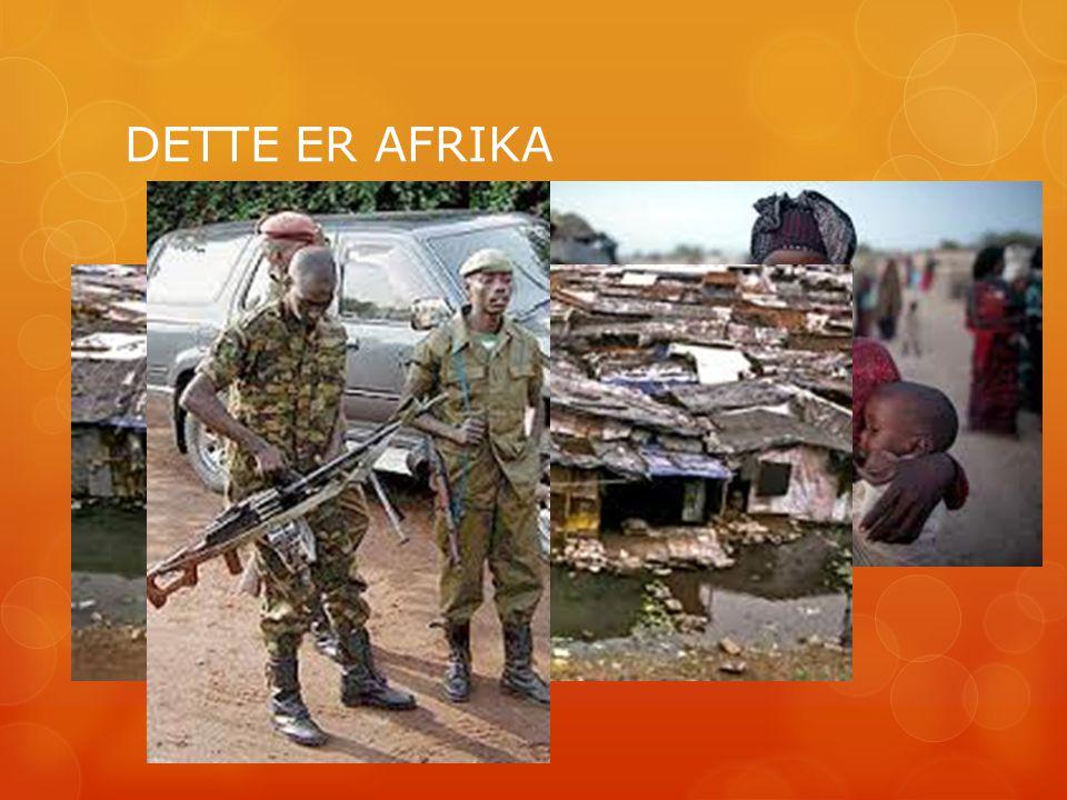 DETTE ER OGSÅ AFRIKA