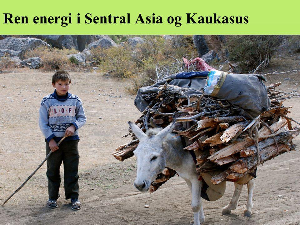 Ren energi i Sentral Asia og Kaukasus