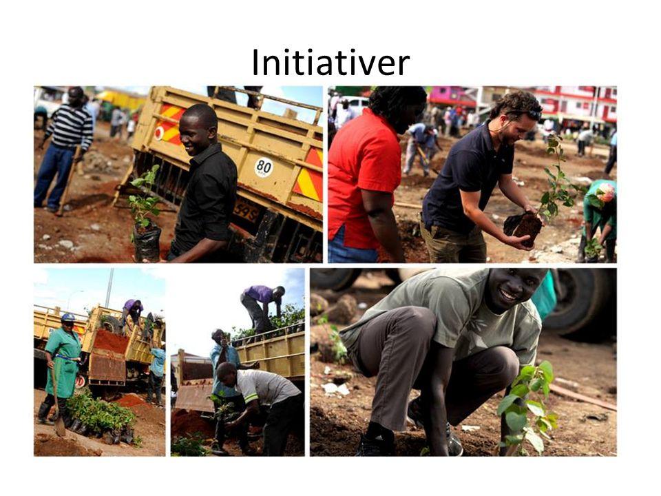 Initiativer