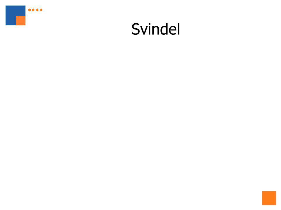 Svindel
