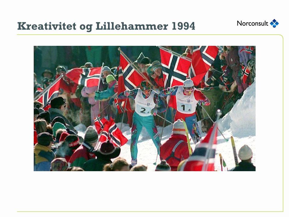 Kreativitet og Lillehammer 1994