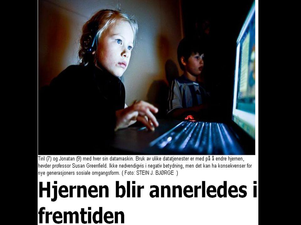 Hva gjør de på Internett? (2007) (Fra Nye nettfenomener )