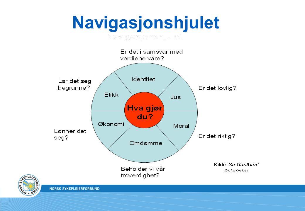 Navigasjonshjulet