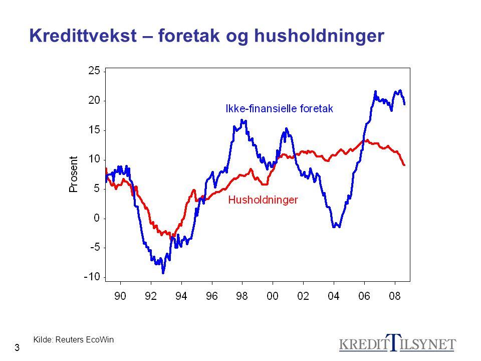 4 Priser på kontorlokaler i Oslo Kilder: OPAK og Kredittilsynet