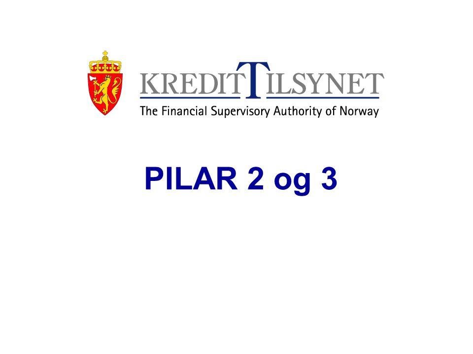 PILAR 2 og 3