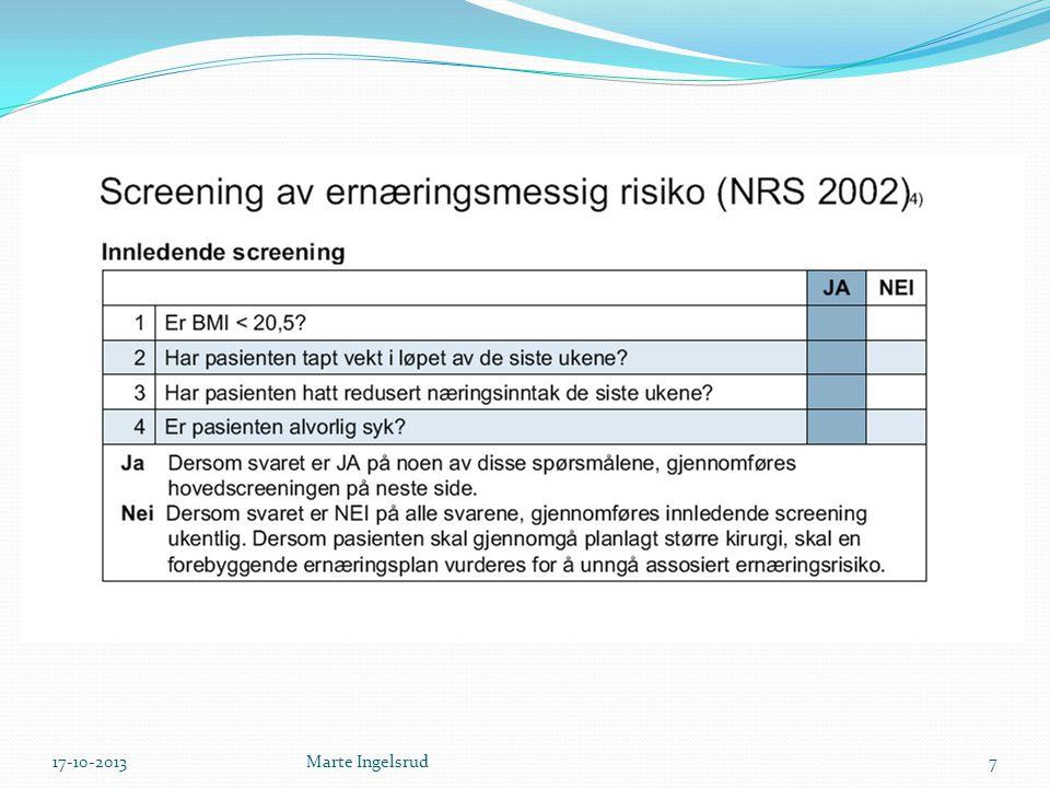 Marte Ingelsrud17-10-20137
