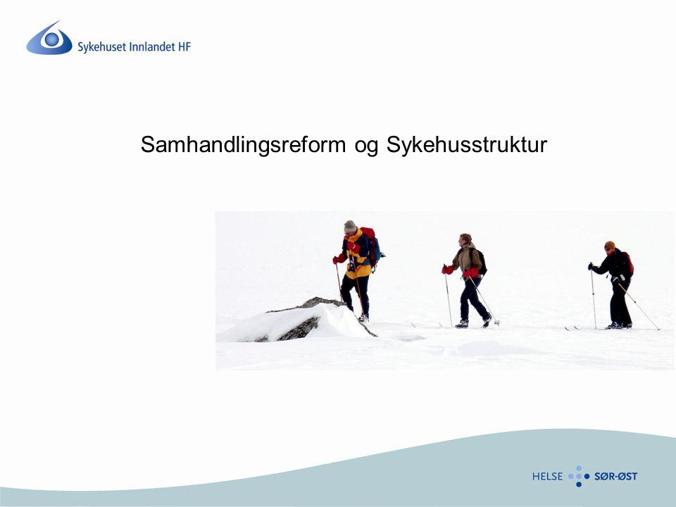 Høring 1 : Strategisk fokus 2011 – 2014 Ingen sykehus skal legges ned – innhold vurderes.