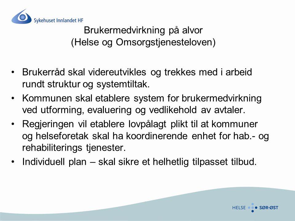 Høring 1:Behov for endring av sykehusstrukturen Brukere ønsker seg samling til ett hovedsykehus Alle 3 scenarier sannsynlige utfall – derfor viktig med endringstiltak i alle scenariene.