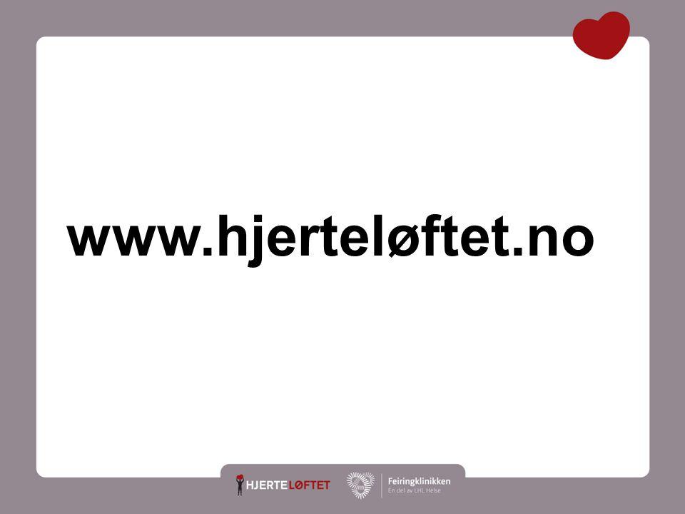 17 www.hjerteløftet.no