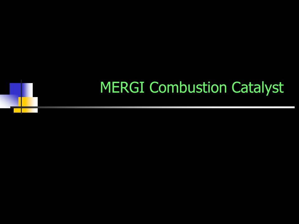 MERGI Combustion Catalyst er utviklet av Renergi AS, og er en unik organisk forbrenningskatalysator for petroleumsbasert drivstoff.