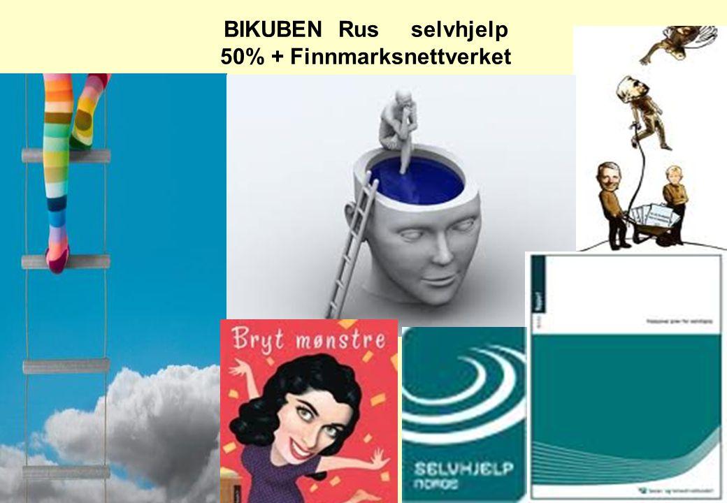 BIKUBEN Rus selvhjelp 50% + Finnmarksnettverket 23