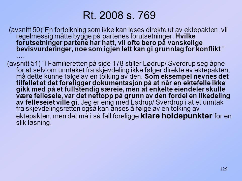 129 Rt.2008 s.
