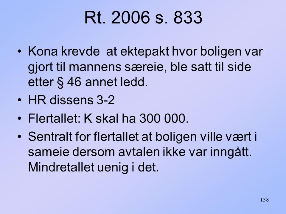 138 Rt.2006 s.