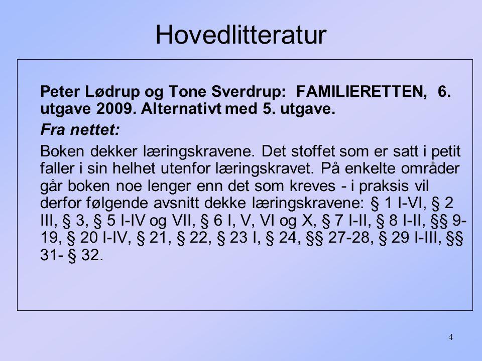 265 Vederlag etter ulovfestede berikelsesprinsipper -.