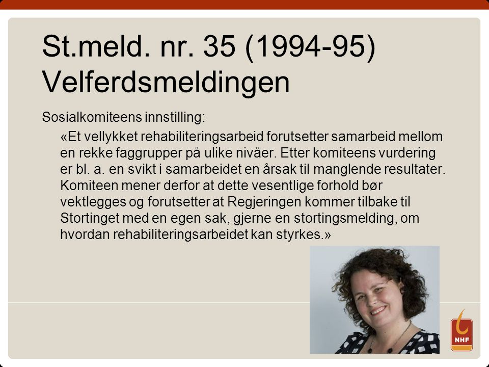 St.meld. nr.