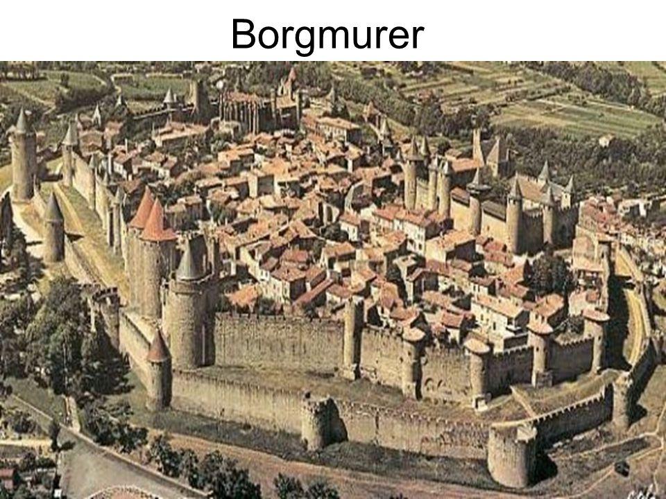 Borgmurer