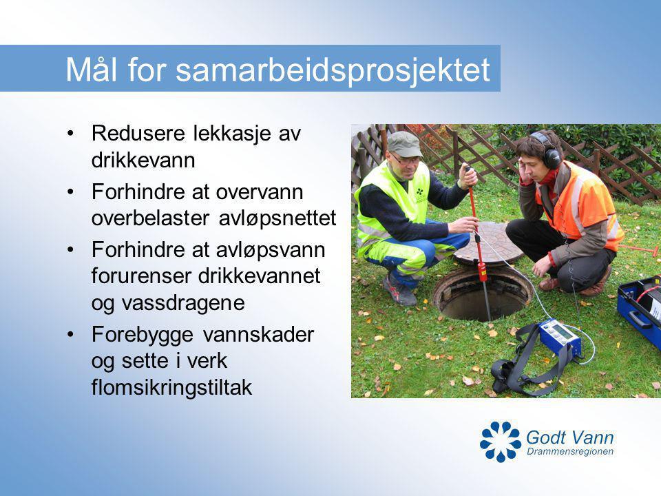Innbyggerne er fornøyde Brukerundersøkelser viser at innbyggerne i Drammensregionen er fornøyde med vann- og avløpstjenestene Innbyggerne er veldig fornøyde både med smaken, temperaturen, klarheten og vanntrykket i drikkevannforsyningen
