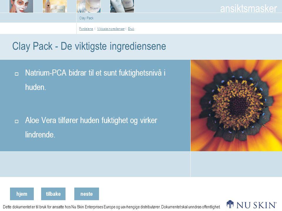 hjemtilbake ansiktsmasker neste Dette dokumentet er til bruk for ansatte hos Nu Skin Enterprises Europe og uavhengige distributører.