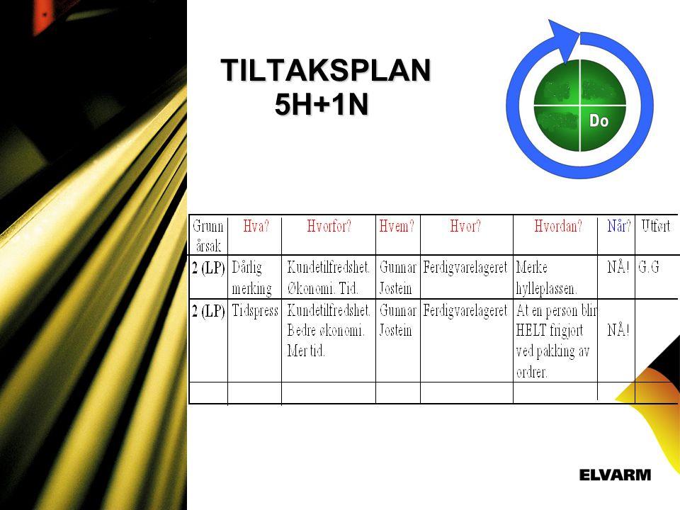 TILTAKSPLAN 5H+1N TILTAKSPLAN 5H+1N