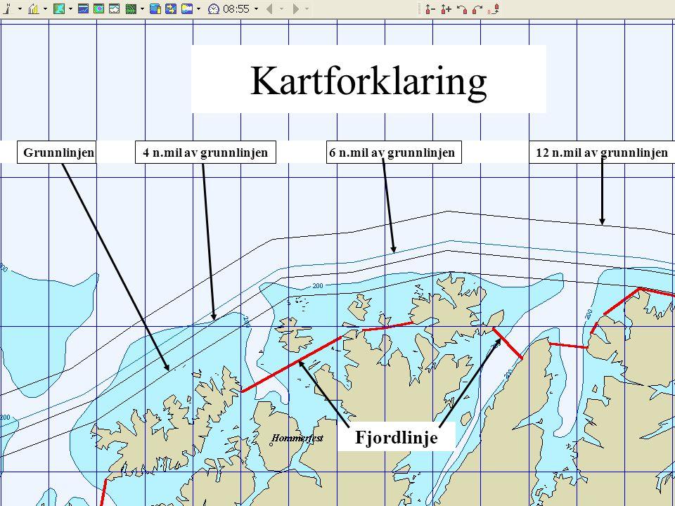 Fjordlinje Grunnlinjen 4 n.mil av grunnlinjen 6 n.mil av grunnlinjen 12 n.mil av grunnlinjen Kartforklaring