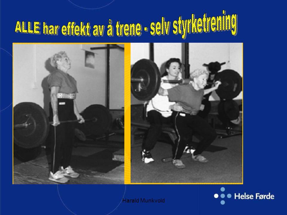 Harald Munkvold Lengre aktiviteter Medfører ofte større endringer i insulindosen, både hurtigvirkende og langsomtvirkende.