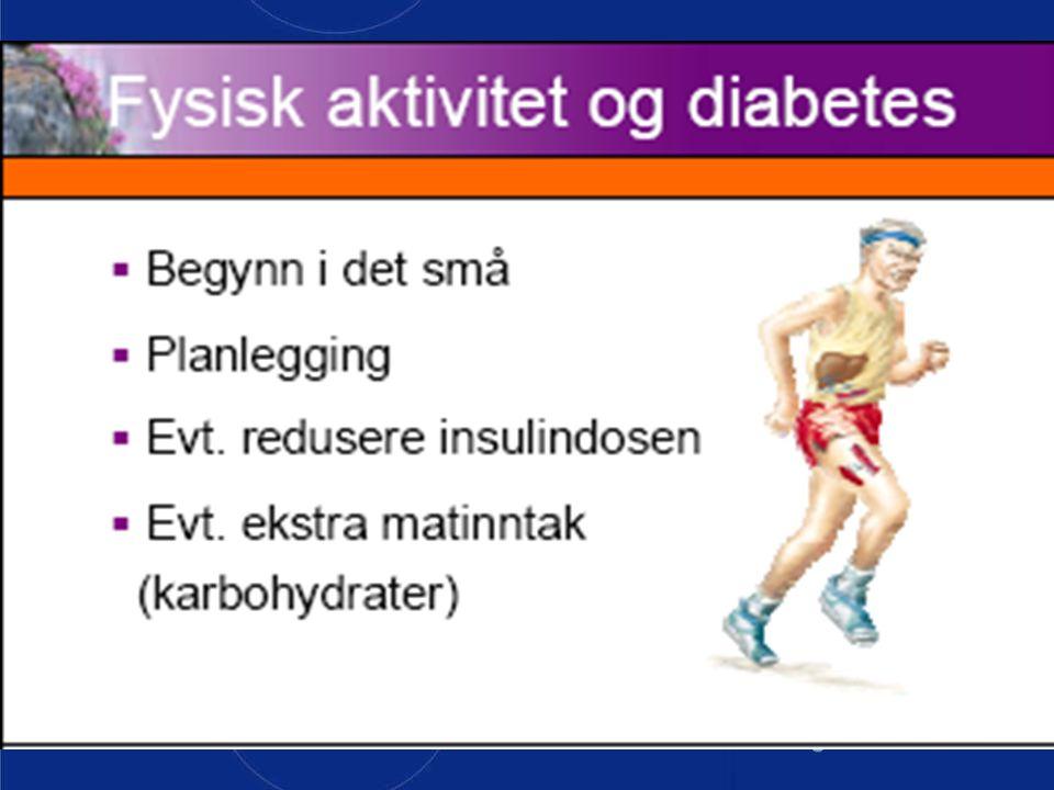 Harald Munkvold Komme i gang...Kjenner du din egen diabetes godt er grunnlaget allerede lagt.