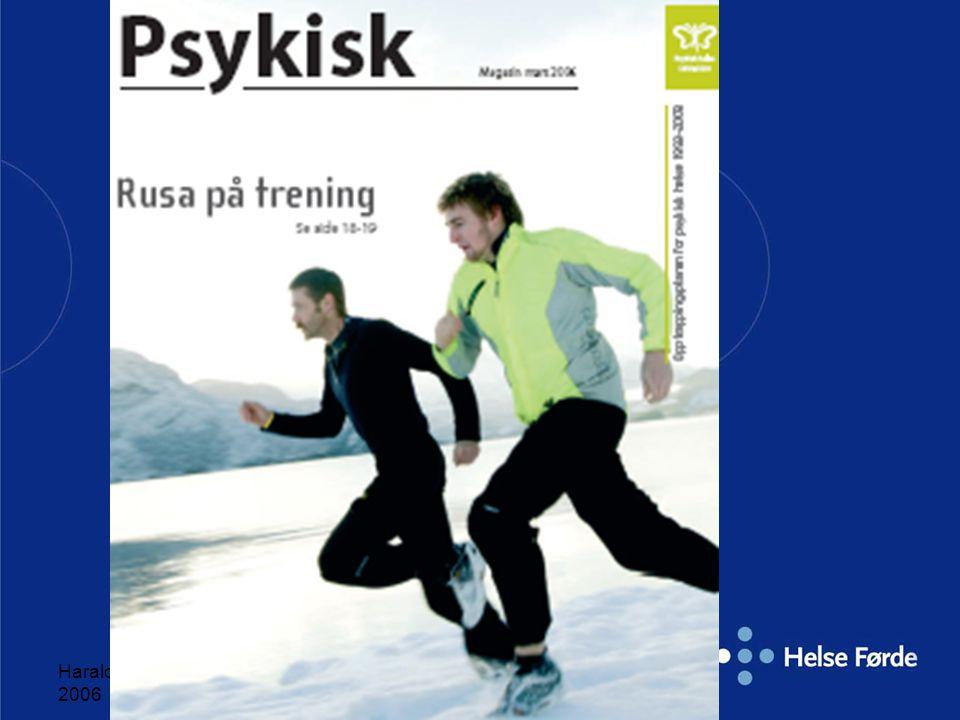 Harald Munkvold høst 2006 Treningskontaktkurs ; 40 timer over to helger; Treningslære, (deler av tidl. Trener-A-kurs) treningsledelse,fysiologi, anato